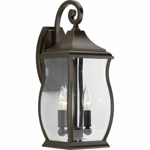 El Paso 2-Light Outdoor Wall Lantern
