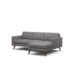 TrueModern Dane Sofa with Chaise