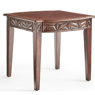Price Check Paradise Retreat End Table By South Sea Rattan