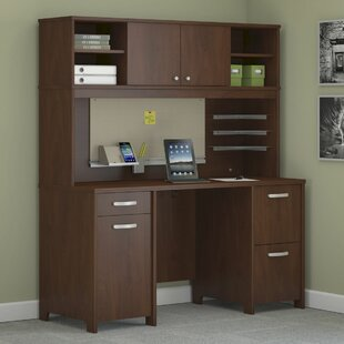 Latitude Run Envoy 3 Piece Desk Office Suite