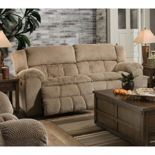 Find the perfect Henning Motion Reclining Sofa by Simmons Upholstery by Darby Home Co Reviews (2019) & Buyer's Guide