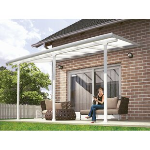 Feria? 40 ft. W x 13 ft. D Patio Awning by Palram