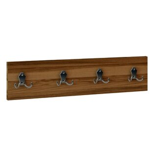 Cannet Wall Mounted Coat Rack By Union Rustic
