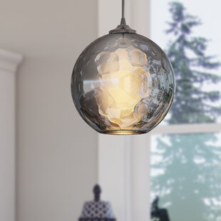 Rotterdam 1-Light Globe Mini Pendant by Alcott Hill