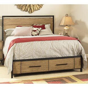 Anastagio Storage Standard Bed by Union Rustic