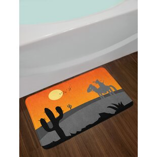 Cartoon Style Southwestern Bath Rug  sc 1 st  Wayfair & Southwestern Style Dinnerware | Wayfair