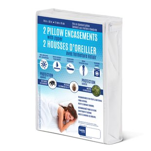 Pillow Protector (Set Of 2) by Safdie & Co. Inc. Herry Up