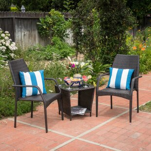 Woolbright 3 Piece Conversation Set