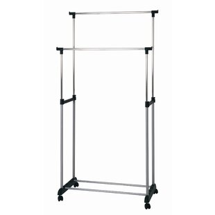 Sama 80cm Wide Clothes Rack By Symple Stuff