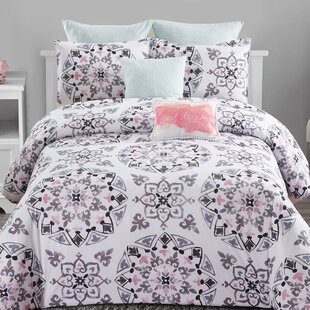 Rasnick Medallion Cotton 7 Piece Comforter Set by Winston Porter