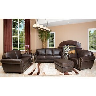 World Menagerie Hotchkiss Configurable Living Room Set
