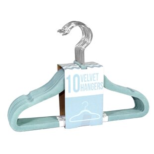 Compare Kids Multi Purpose Velvet Non-Slip Hanger (Set of 120) By Signature Home Brands