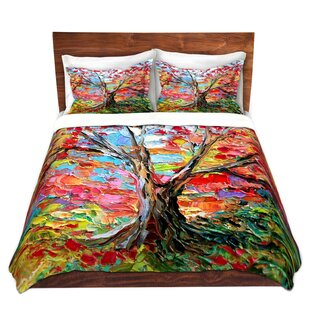 DiaNoche Designs Story of the Tree 59 Duvet Set