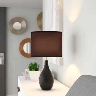 Find a Ariana Oval Base 19 Table Lamp By Zipcode Design