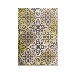 Arabella Yellow Area Rug