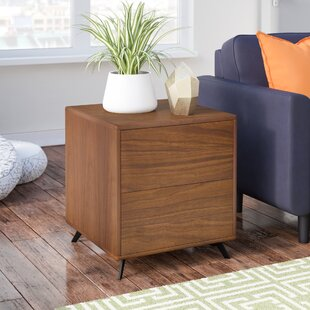 Tempo End Table by Diamond Sofa