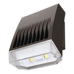 Crosstour 81-Watt LED Outdoor Security Wall Pack by Cooper Lighting LLC