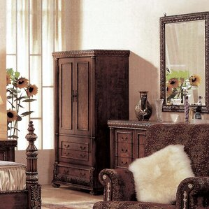 Conway Armoire by Astoria Grand