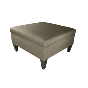 Dawson Legged Box Storage Ottoman by MJL Furniture