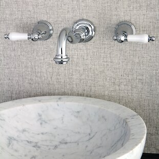 Kingston Brass Wall Mounted Bathroom Faucet