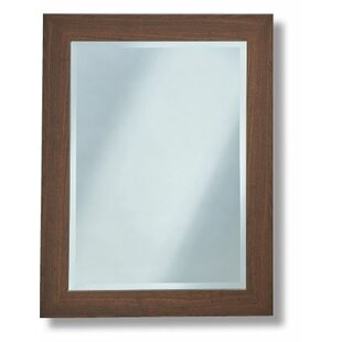 Red Barrel Studio Rhee Framed Rectangle Wall Mirror