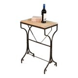 Falkville Solid Wood Bistro Table