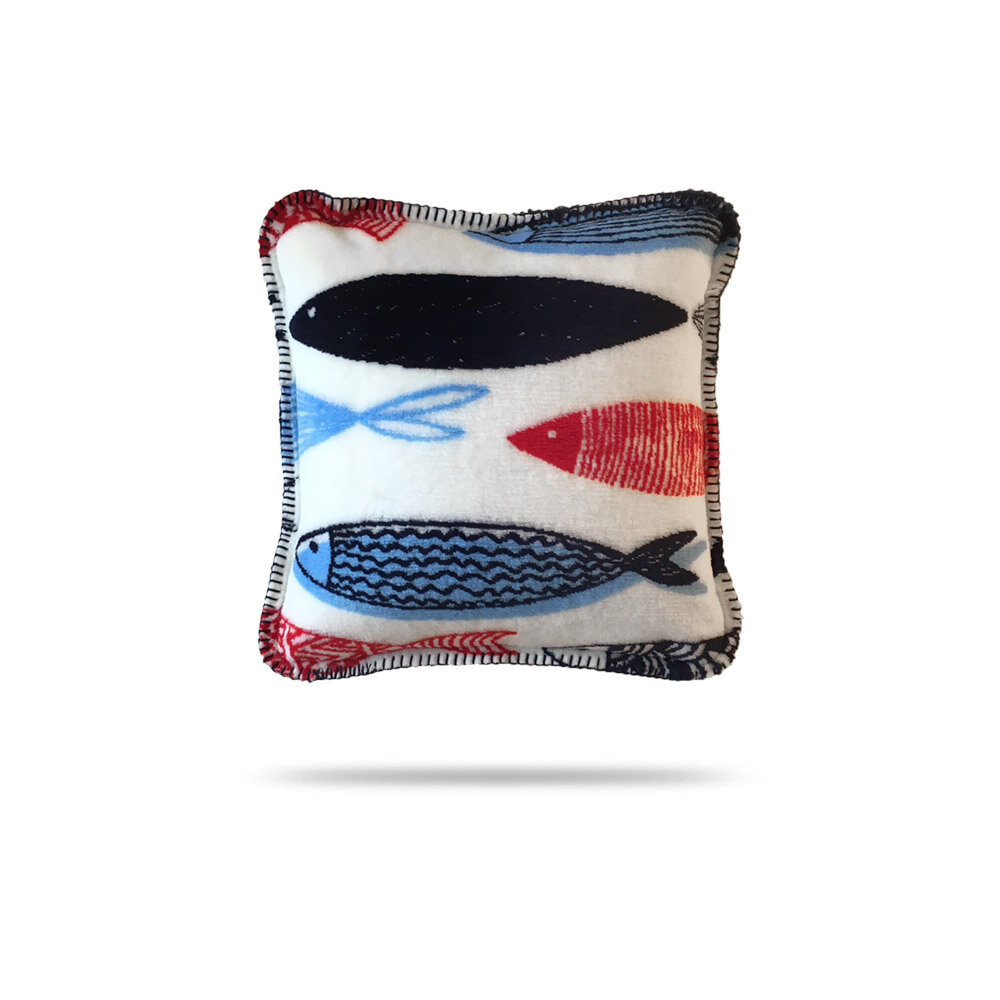 Breakwater Bay Anton Swimming Throw Pillow Wayfair