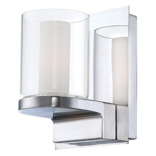 Marblehead 1-Light Bath Sconce by Latitude Run