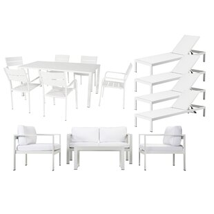 Hillwood 15 Piece Sofa Set with Cushions