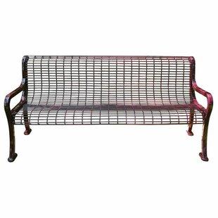 Wire Garden Bench