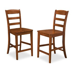 Cargile 24 Bar Stool (Set of 2) By Darby Home Co