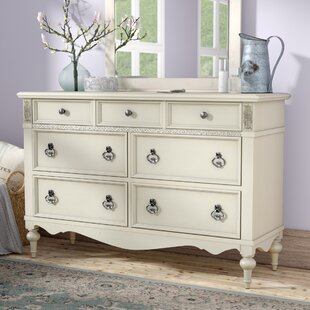 Tilio 7 Drawer Dresser by Lark Manor 2019 Sale