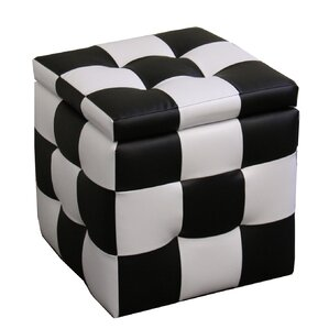 ORE Furniture Block Storage Ottoman with Seating