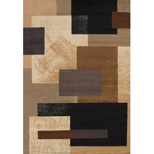 Queenstown Brown Area Rug