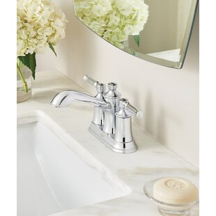 Moen Dartmoor Standard Centerset Bathroom Faucet with Drain Assembly Image