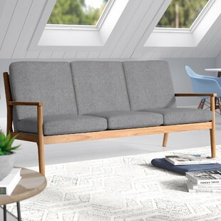 Savings Alaina Modern Straight Arm Sofa by Langley Street Reviews (2019) & Buyer's Guide