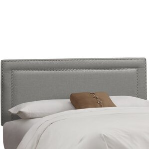 Olivia Upholstered Panel Headboard by Wayfair Custom Upholstery?