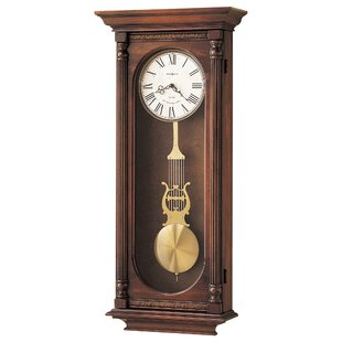 Chiming Quartz Helmsley Wall Clock