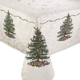 Hanson Tree Tablecloth