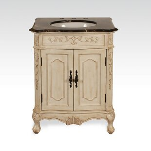 Everard 27 Single Bathroom Vanity Set by One Allium Way