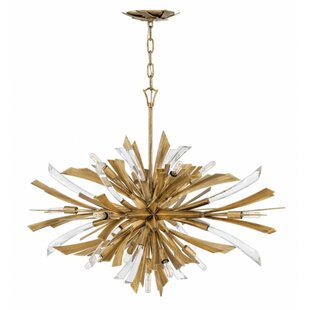 Fredrick Ramond Vida 13-Light Chandelier