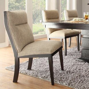 Leonor Upholstered Dining Chair (Set Of 2) by Latitude Run Savings