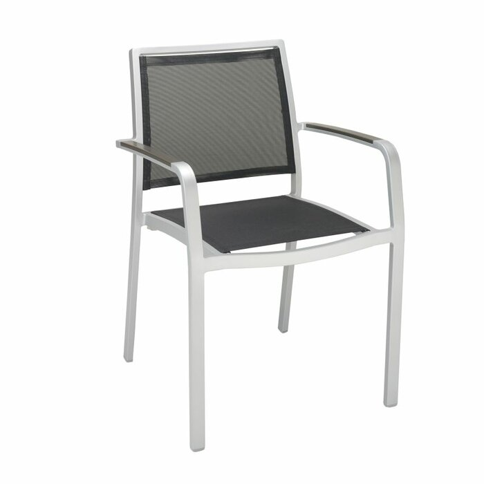 Fabulous Stacking Patio Dining Chair Inzonedesignstudio Interior Chair Design Inzonedesignstudiocom