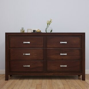 Barwood 6 Drawer Double Dresser
