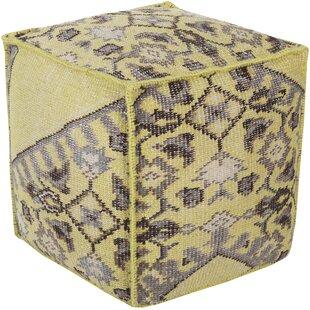 Gina Cube Ottoman by Mista..