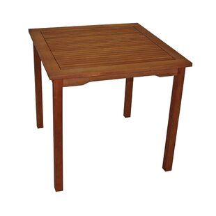 Mcglothin Wooden Dining Table By Sol 72 Outdoor