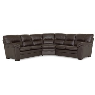 Alloway Symmetrical Curved Symmetrical Sectional By Palliser Furniture