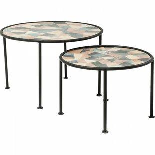 Coccio 2 Piece Coffee Table Set By KARE Design