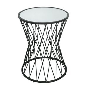 Colyn Hourglass End Table ..