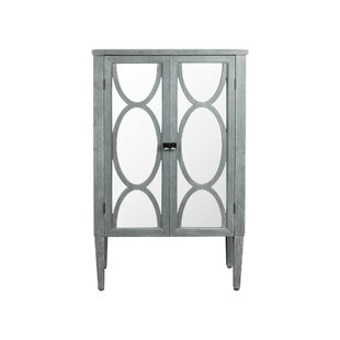 Aguayo 2 Door Accent Cabinet by Highland Dunes
